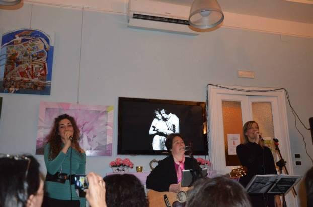 Voxy Trio 8 marzo