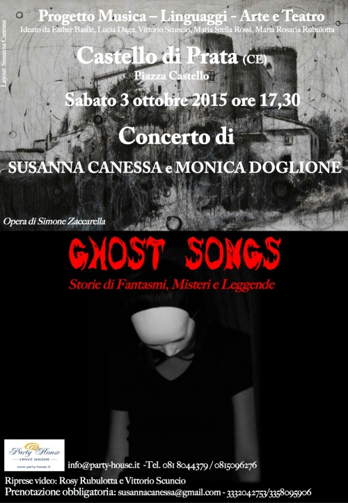 Ghost songs PrataBianco