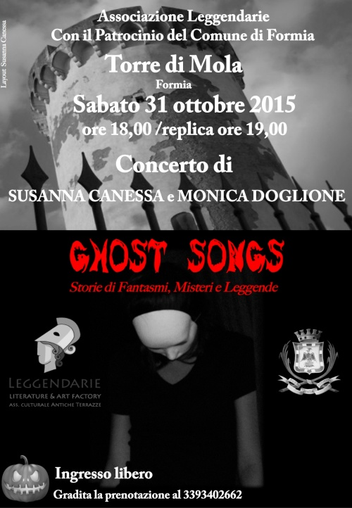 Ghost songs Formia2