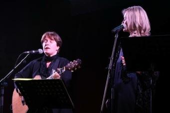 Susanna Canessa e Monica Doglione
