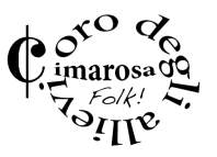 Logo Coro Trasparente Folk