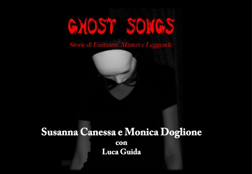 Ghost songs Locandina generale