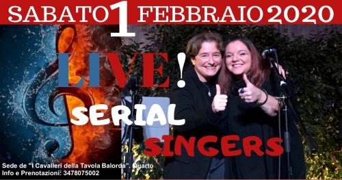 Serial Singers locandina fb